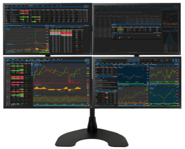 Low cost options trading