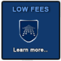 low fees